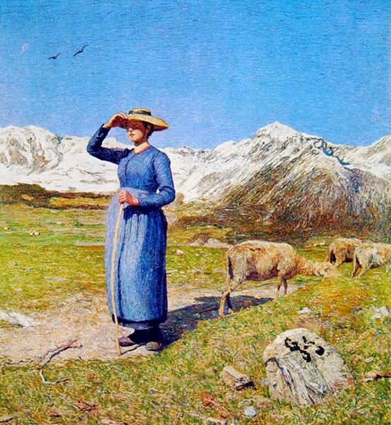 Mezzogiorno sulle Alpi